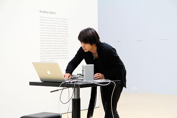 Junya Oikawa. Konzert im Magazin4
